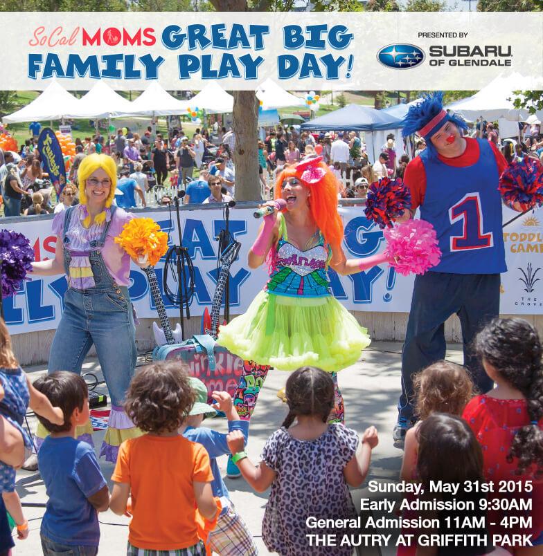 May 31, 2015 – Visit Jenni at the Great Big Family Play Day!
