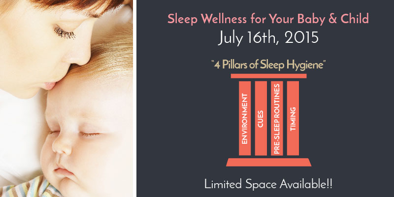 4 Pillars of Sleep Hygiene Workshop