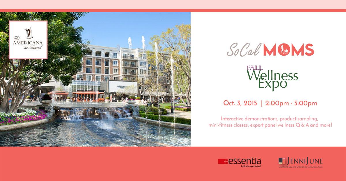 10/3 – Visit Jenni June at the SoCalMoms Wellness Expo