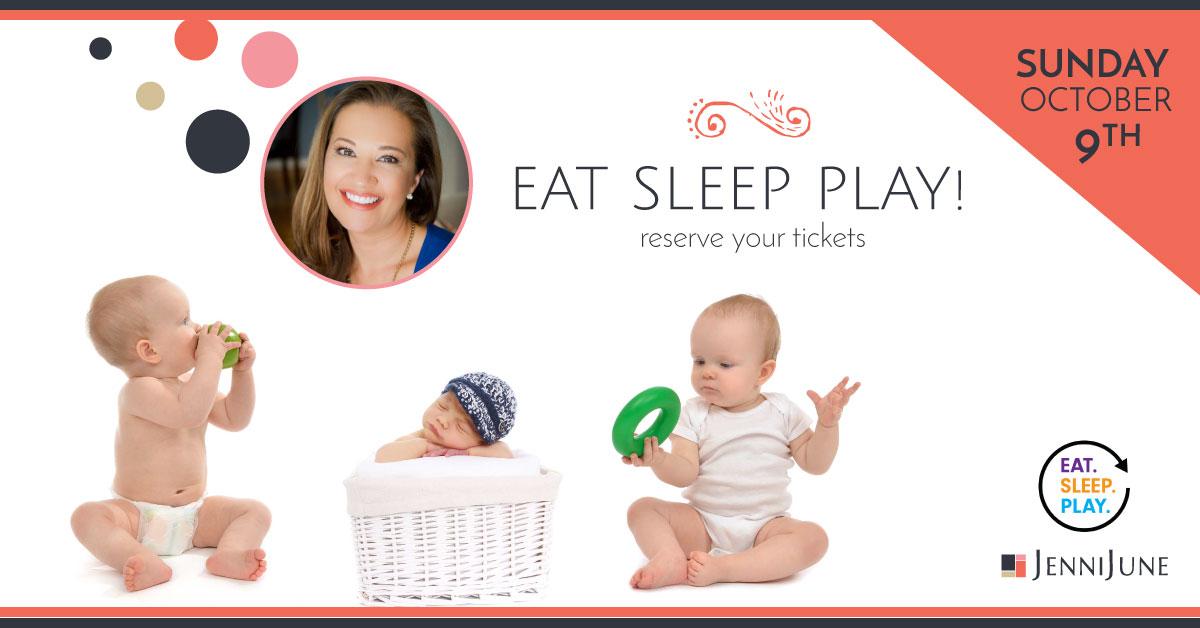 Save the Date! 11/16 – Visit Jenni June @ Eat Sleep Play! at Pint Size Kids