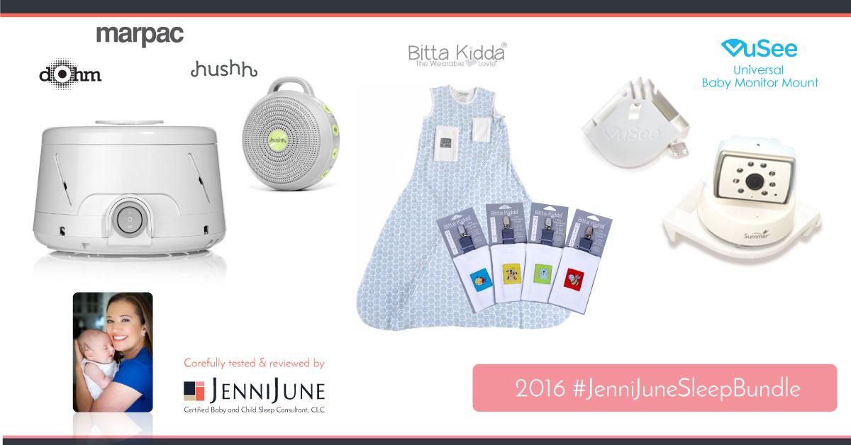 Enter the #JenniJuneSleepBundle Contest!!