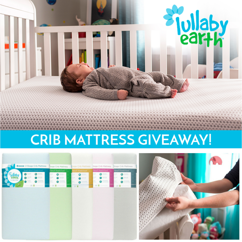 breathable baby mattress video