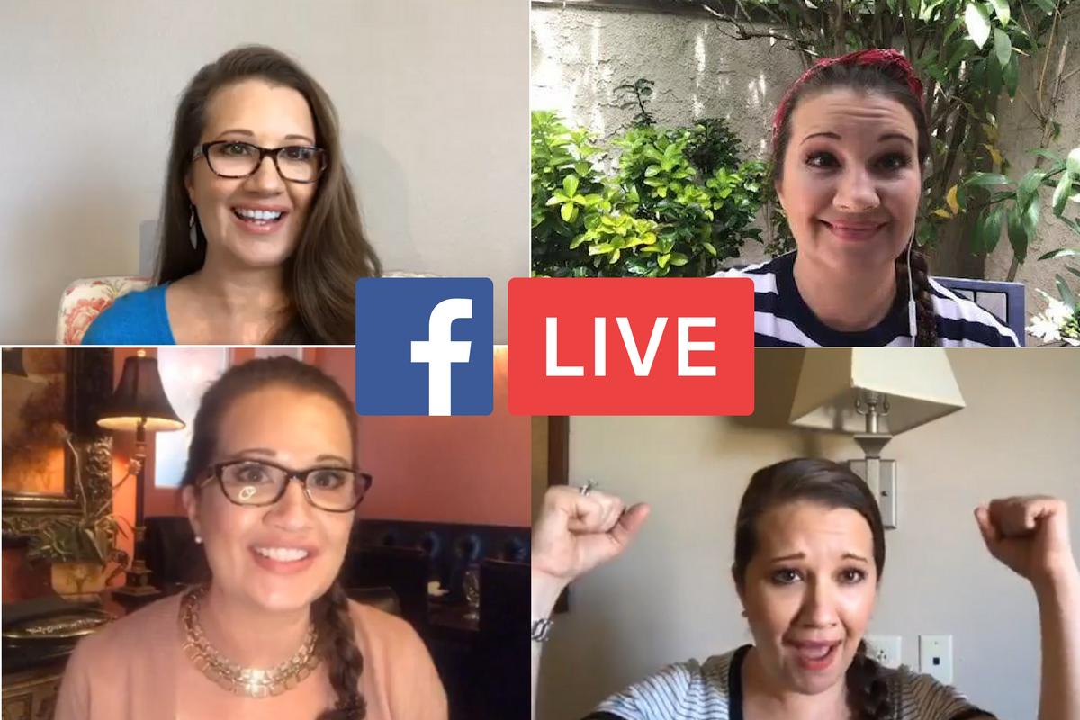 Hot Topics and Expert Sleep Help on FB LIVE!