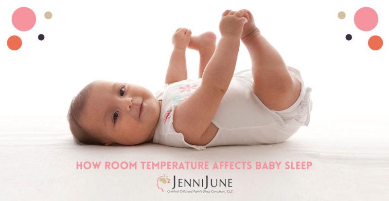 How Room Temperature Effects Baby Sleep