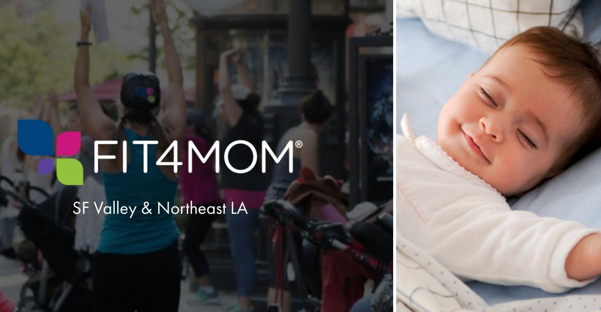 FIT4MOM SFV & Northeast LA supports Jenni June's 4 Pillars of Sleep Hygiene