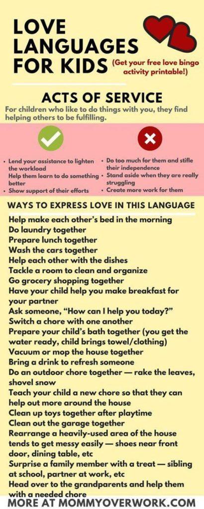 four love languages