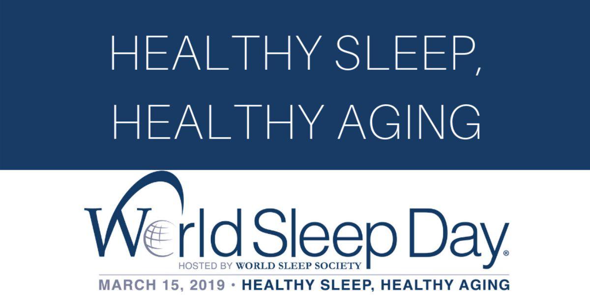 Celebrate World Sleep Day