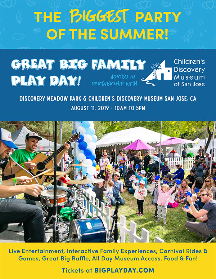SoCalMoms Great Big Family Play Day Bay 2019