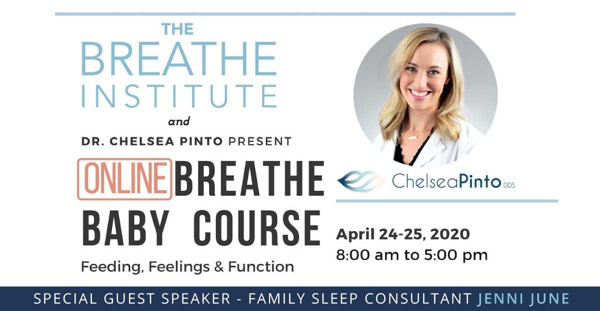 Jenni June Guest Speaks on Online Breathe Baby Course